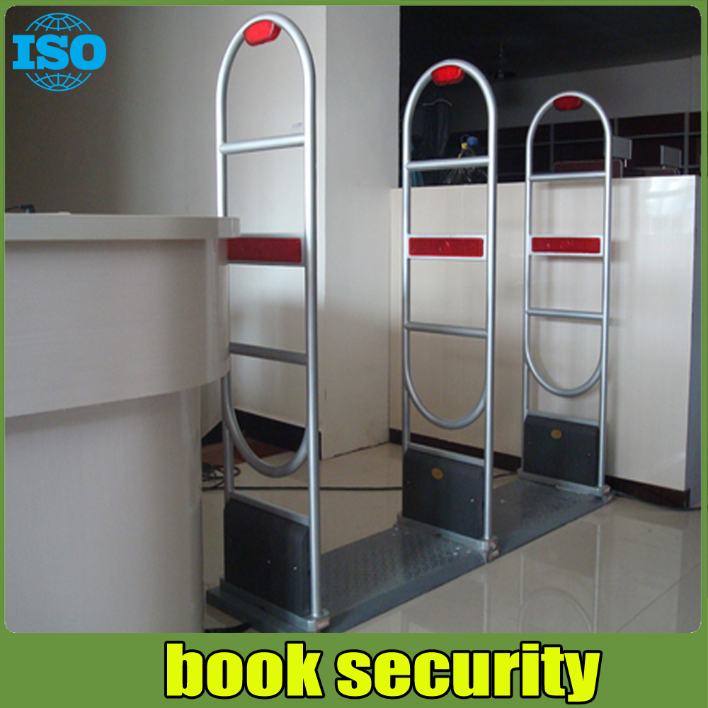 Whole set of library anti theft system book security system with free install guidance все цены