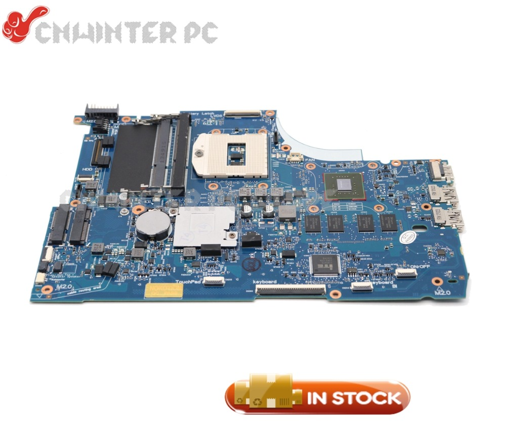 For HP Envy 15 touchsmart Laptop Motherboard 720566-501 Intel CPU 100/% tested