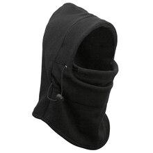 OneTigris Winter Outdoor Sport Warm Fleece Balaclava Hood Neck Warmers Mask for Travel Camping