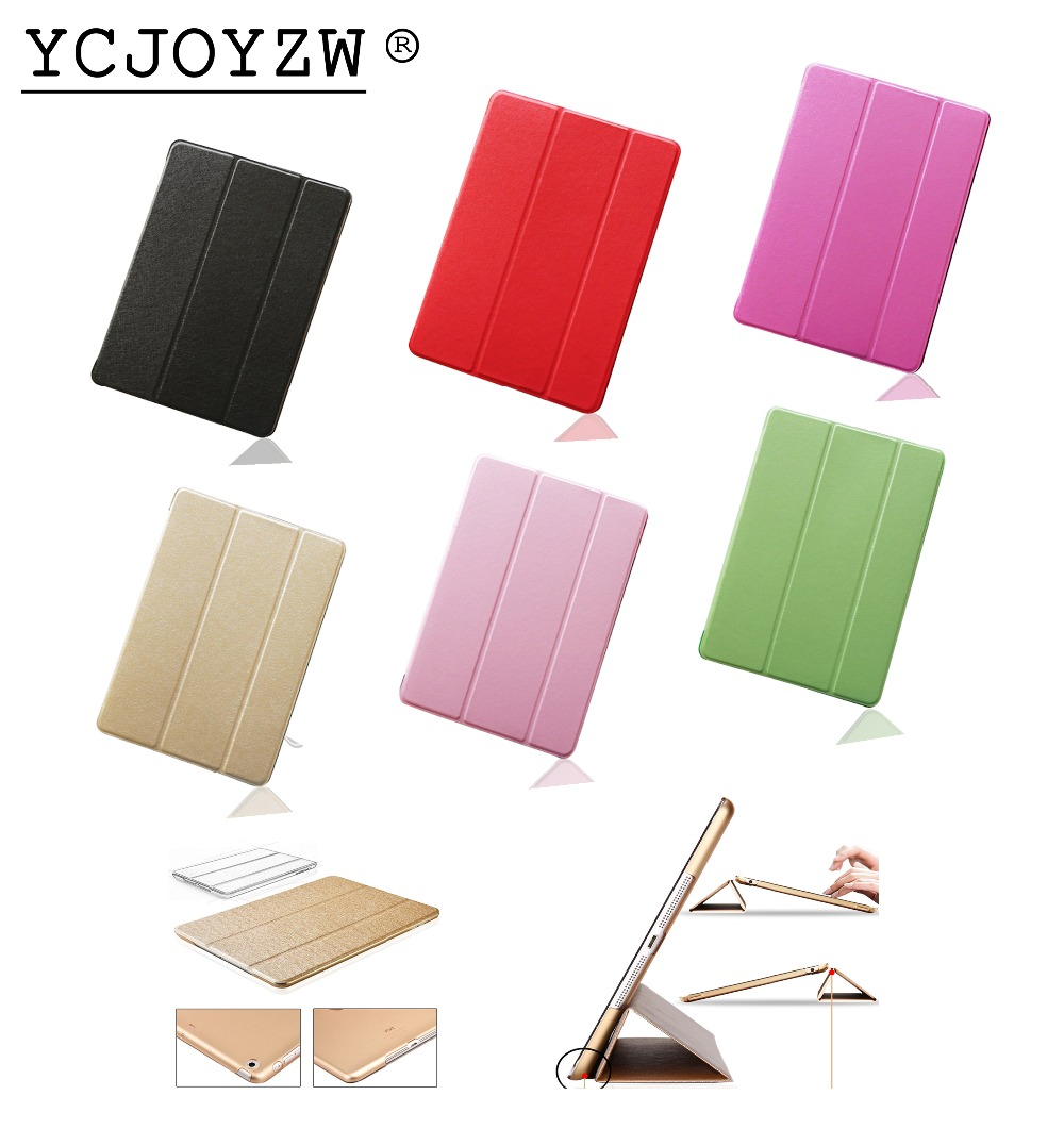 Case Cover for Apple ipad Mini 3 2 1 ,YCJOYZW-PU Leather Slim Magnetic Front Smart Cover Skin+Hard PC Back-Sleep wake up case slim smart case for ipad mini 1 2 3 4 pu leather smart cover transparent pc hard back case tri fold stand for apple ipad mini 4