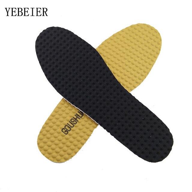 a2529ffc35 Tamanho livre Unisex Profissional Sapatos Confortáveis palmilhas esportivas  respirável absorvente Palmilhas Inserções Correr Desporto Almofada de