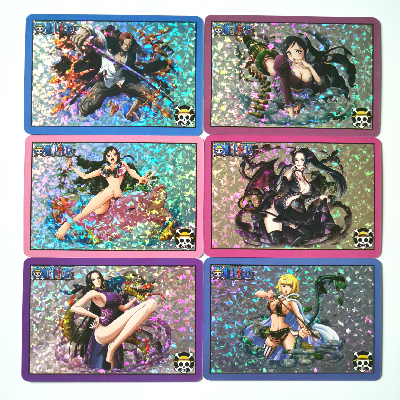 18pcs/set ONE PIECE Toys Hobbies Hobby Collectibles Game Collection Anime Cards