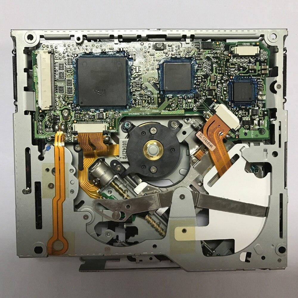 Mécanisme de navigation DVD de voiture d'origine DV33M12A DV35M120 pour système de navigation de voiture audi RNS-E BMW Mercedes