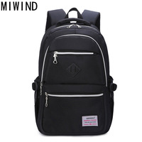 MIWIND Men Backpack Youth Fashion Teenage Backpacks For Teen Boys School Back Pack Male Travel Bags