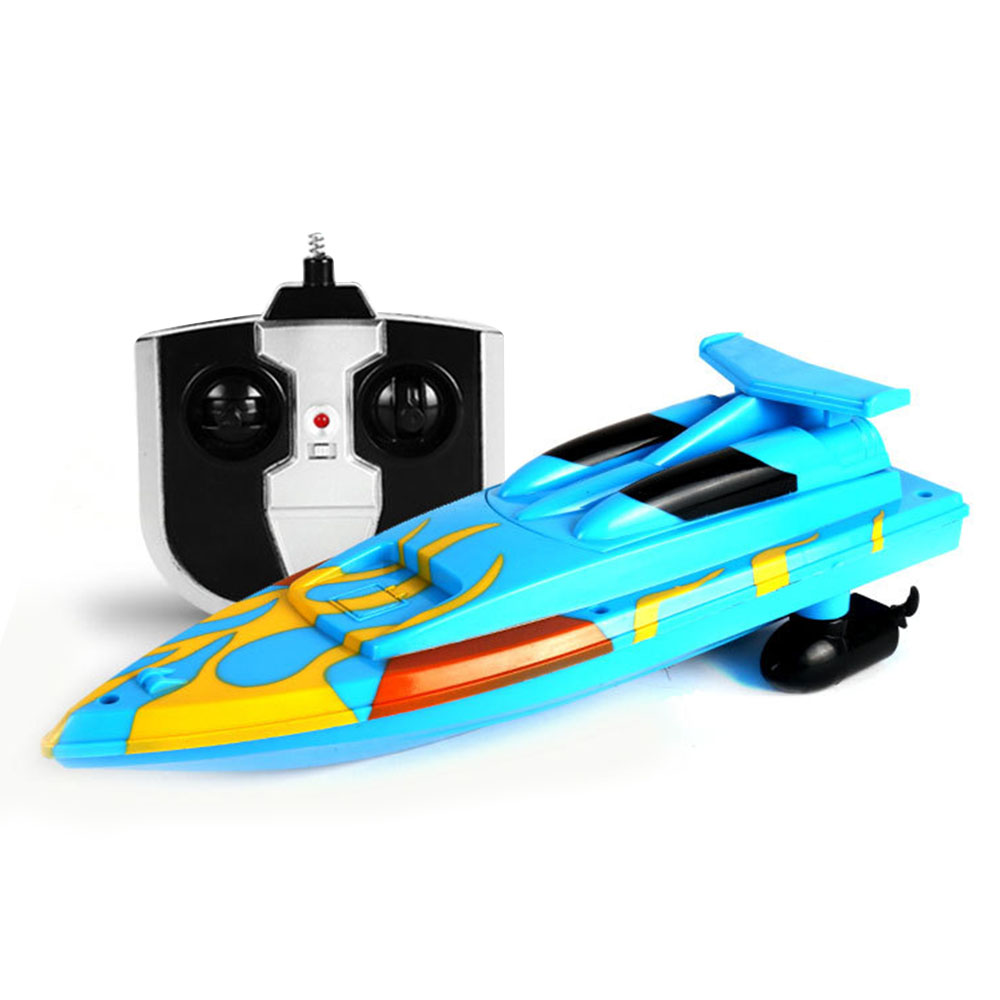 Radio Remote Control Dual Motor Speed Boat RC Boat High-speed 4G Racing Waterproof Remote Outdoor Toys