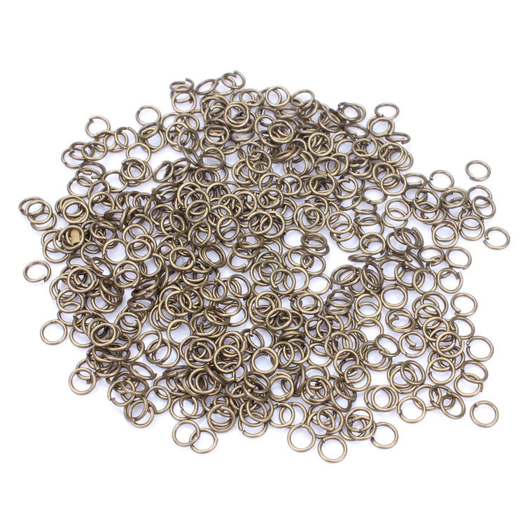 200pcs/bag wholesale bronze/white/silver/gold Tone split Rings 5mm jewelry making Findings black white plaid pvc thickened waterproof wallpaper modern living room kitchen wall decor vinyl wall paper roll papel de parede
