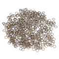 200pcs/bag wholesale bronze/white/silver/gold Tone split Rings 5mm jewelry making Findings