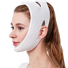 1 шт. уход за лицом подбородок щек Красота пояс для похудения V-Line маска для подтяжки лица бандаж формирователь лица