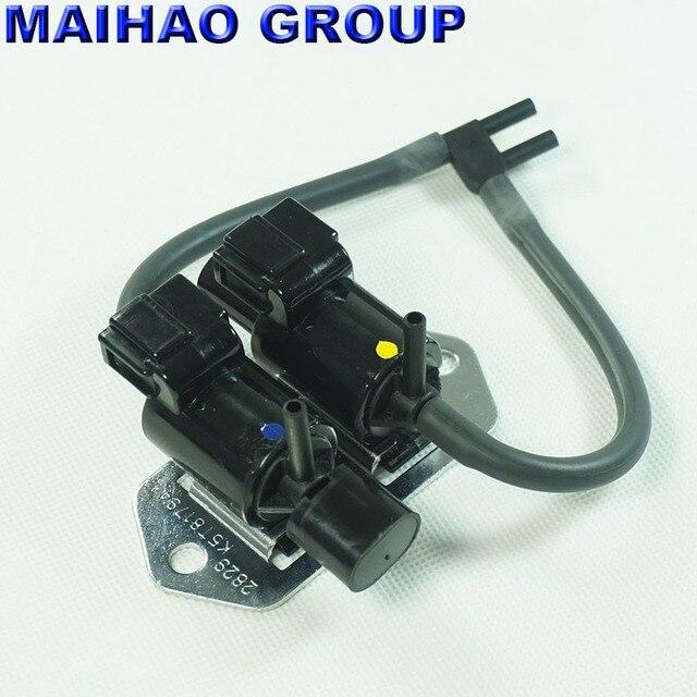 Miễn phí Vận Chuyển Công Tắc Chân Không Solenoid Valve Cho Mitsubishi Pajero L200 L300 V43 V44 V45 K74T V73 V75 MB620532 K5T47776
