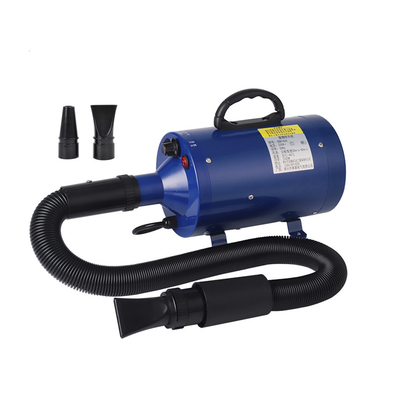 2200W 220V CCC Household Pet Hair Dryer Dog/Cat Grooming Dryer/Blower Stepless Wind Speed mute Negative ion care hair