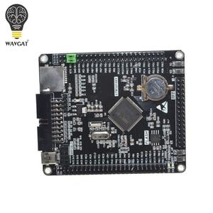 Image 2 - Free shipping STM32F407VET6 development board Cortex M4 STM32 minimum system learning board ARM core board