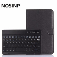 NOSINP DOOGEE BL12000 case Wireless Bluetooth Universal Keyboard Holster for 6.0'' Android7.1 cell phone by free shipping