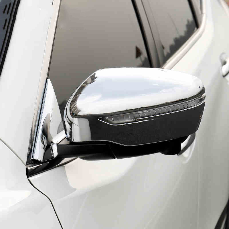 For Nissan X Trail Xtrail 2013 2017 Car Side Door Rearview