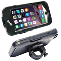 Mobile Phone ABS Protector Hard Case Bicycle Mount / Bike Holder for iPhone 6