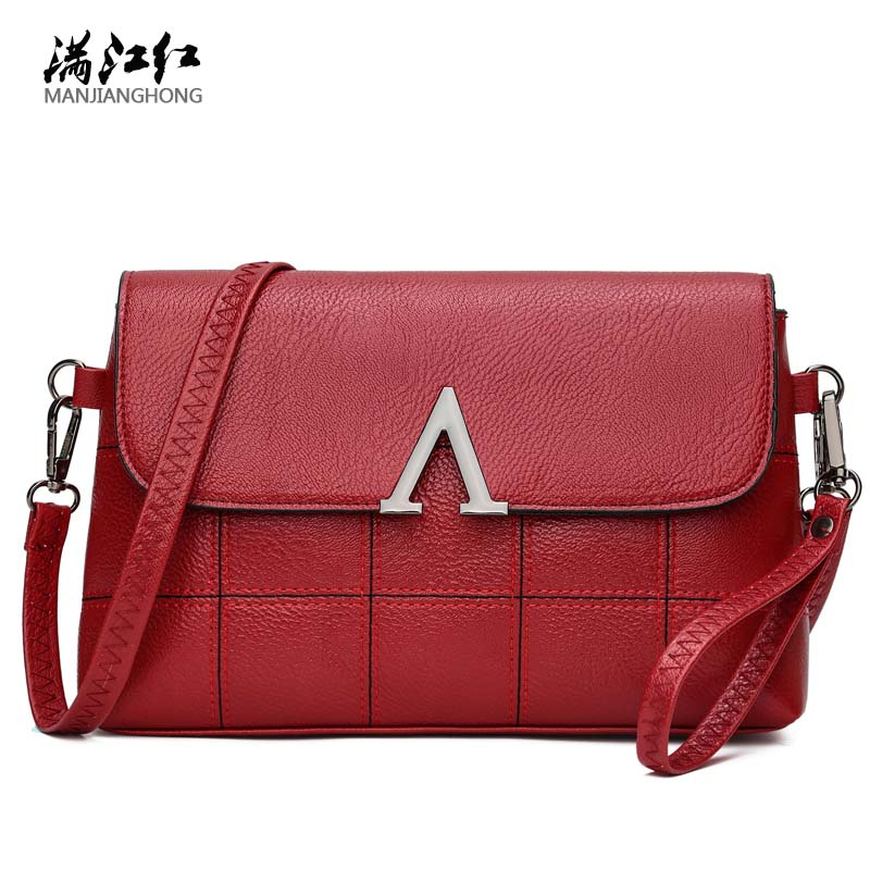 цены 2017 New Design Women Crossbody Shoulder Bag Fashion PU Leather Handbag Clutch Bag Ladies Tote Purse Hobo Messenger Bags Bolsos