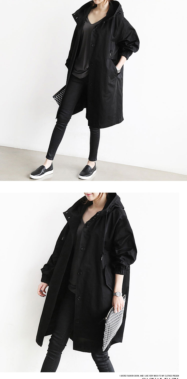 offer-coat-autumn and winter-women's fashion-ladies
