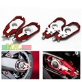 New Motorcycle CNC Rear Axle Spindle Chain Adjuster Blocks for Yamaha TMAX 530 500 Free Shipping