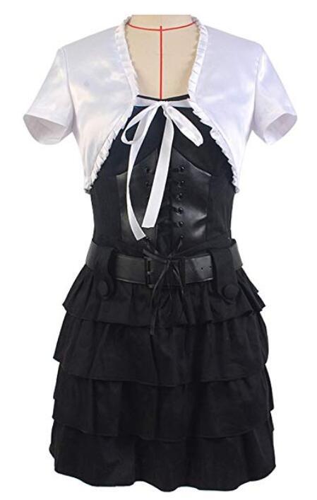 Final Fantasy Stella Nox Fleuret Dress Cosplay Costume lolita girls dress princess party school uniform outfit custom