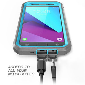 Image 3 - SUPCASE para Samsung Galaxy J7 2017 funda UB Pro de cuerpo completo funda resistente con Protector de pantalla incorporado, no se ajusta a J7 2018