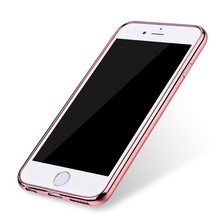 Luxury Glitter Plating Diamond Phone Cases For iPhone