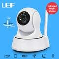 LEF IP Sem Fio Da Câmera 720 P/960 P WI-FI Câmera P2P Infrared Night Vision Vigilância CCTV Segurança Em Casa