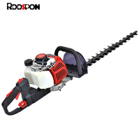 RDDSPON Hedge Trimmer TMHT260B Gasoline 2 Stroke 0.90KW Home Pruning Machine Trimmer Portable Pruning Shears Landscaping Tools
