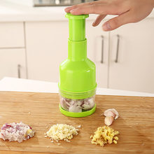 Pressing Food Chopper Cutter Slicer Peeler Dicer For Kitchen Vegetable Onion Garlic J2Y(China)