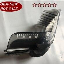 1 unids qc5130 cabeza Clipper peine 3-21mm 1 8-5 8 pulgadas para Philips  trimmer eléctrico qc5105 qc5115 qc5120 qc5125 qc5135 3384f43cc426