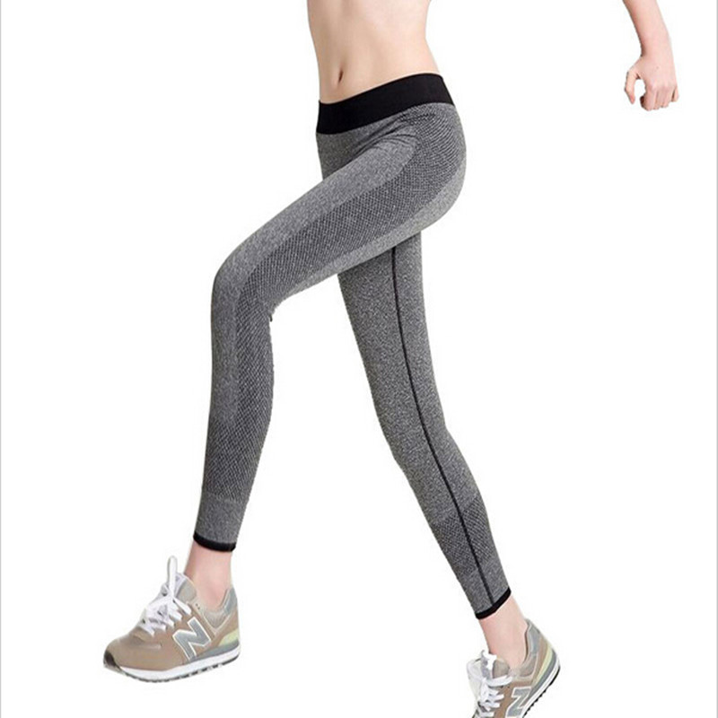 Women Running Pants Compression Long Tights Sports Mallas Mujer Fitness Running Clothes For Women Sport Leggings Sweatpant