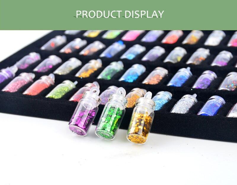 Acryl Puder & Flüssigkeiten 2019 Neue Acryl Nail Art Klar Farbe Acryl Pulver Nagel Dekore