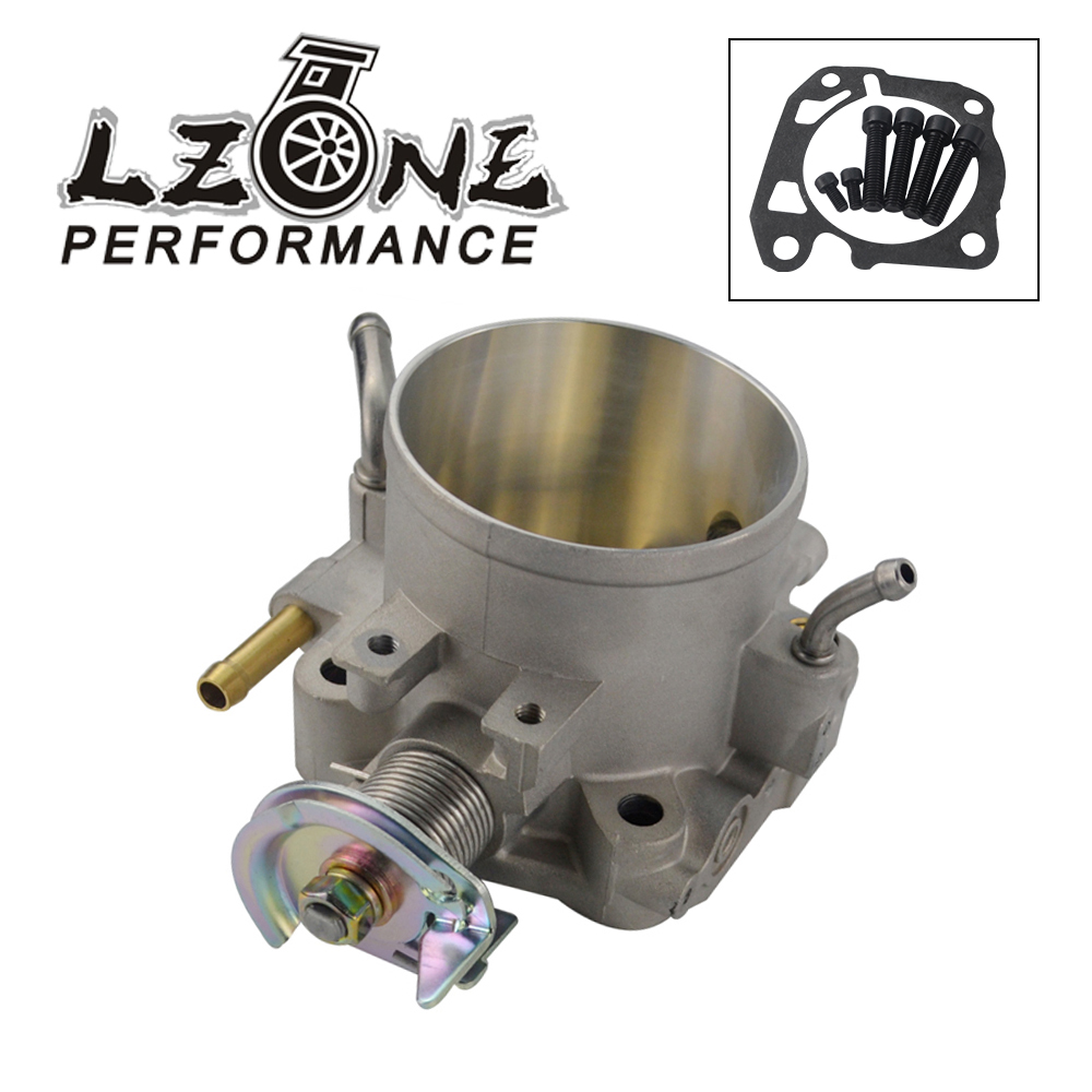LZONE 70mm Cast Throttle Body 309 05 1050 For Honda B / D / F Series M/T JR6959