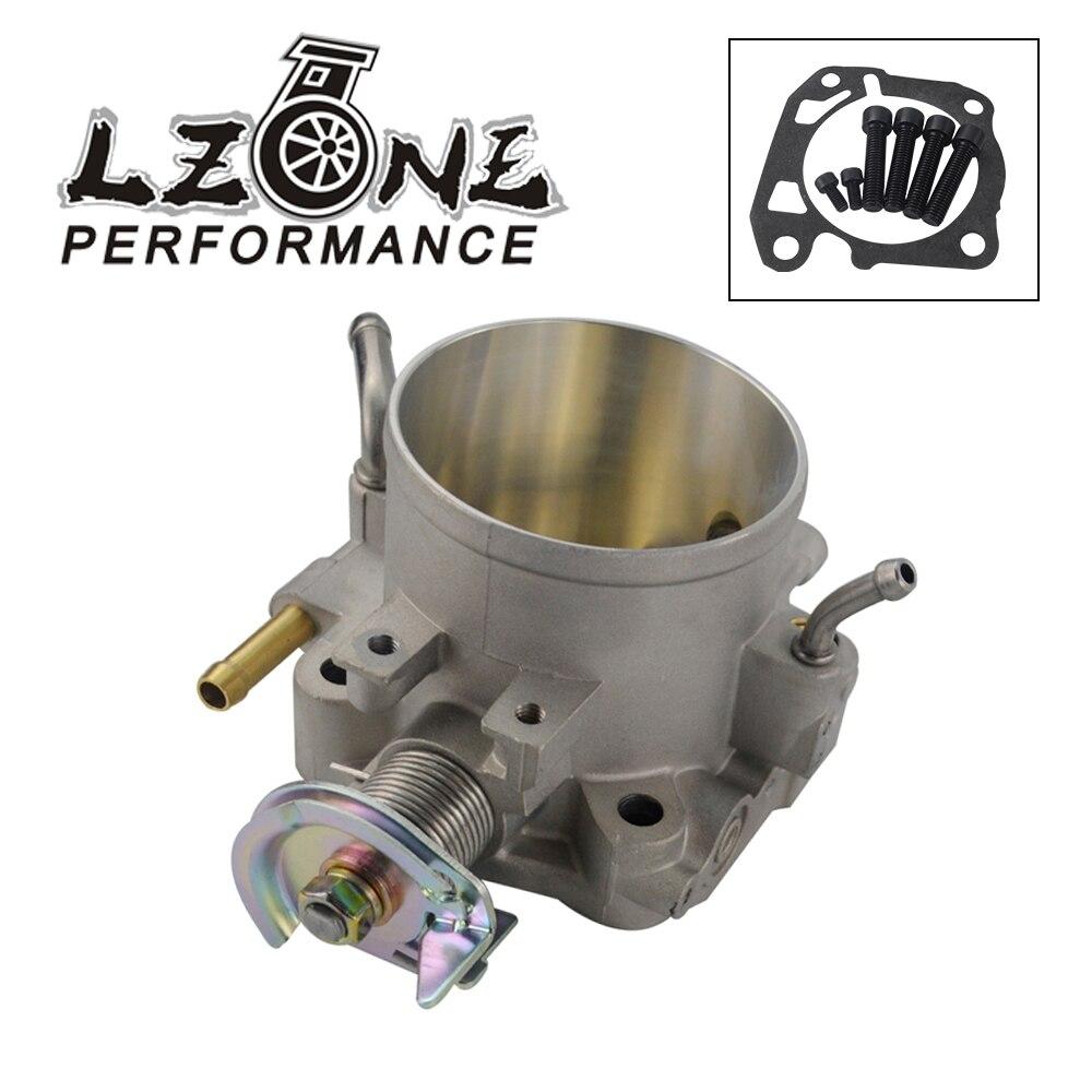 LZONE - 70mm corps de papillon moulé 309-05-1050 pour Honda B / D / F série M/T JR6959