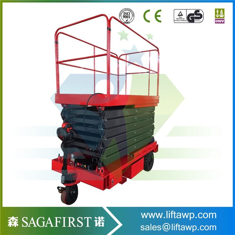 Trade Assurance 500kg Mini Hydraulic Scissor Lift Table