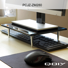 LCD Monitors Stand Bracket Display Holder, Keyboard and Mouse Storage Rack(China (Mainland))