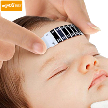 1 Pcs Forehead Head Strip Thermometer Fever Body Baby Child Kid Adult Check Test Temperature Monitoring Safe Non-Toxic new