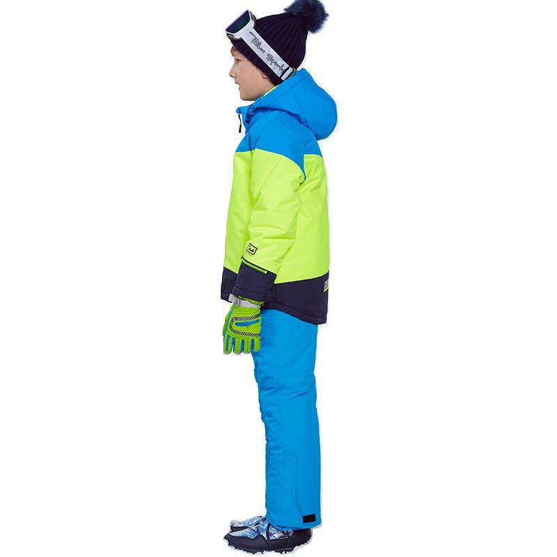 Boys Ski Suit 2
