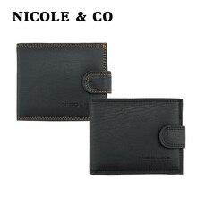 NICOLE & CO 2019New Men Wallets  Fishon Designers Purse Brand Card purse Mens Wallet Wholesale price