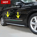 Exterior Side Door Body Molding Cover Trim For Benz ML W166 2012-2015 4pcs