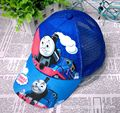 Nova Animação super Thomas e Amigos Dos Desenhos Animados Mais Populares de Malha de Verão Chapéus de sol Trem Esporte Baseball Cap Hat para Crianças Dos Miúdos meninos