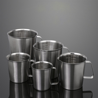 Fantastic Kitchen Stainless Steel Milk Frothing Jug Production Of Cappuccino Milk Tea Coffee Milk Cup Milk