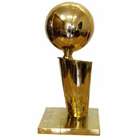 MBA Larry O Brien National Basketball Championship Trophy 16CM