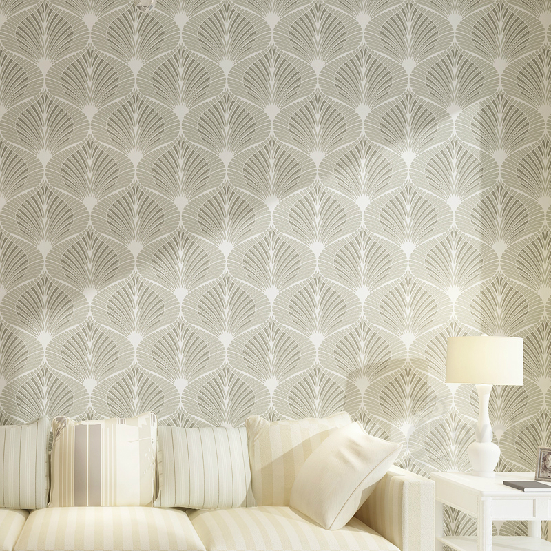 Online buy wholesale soundproofing office walls from china for Cheap designer wallpaper
