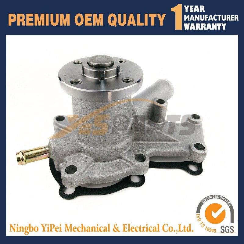 Water Pump 19883-73030 15881-73030 15881-73033 For Kubota D722 D662 D902 Engine