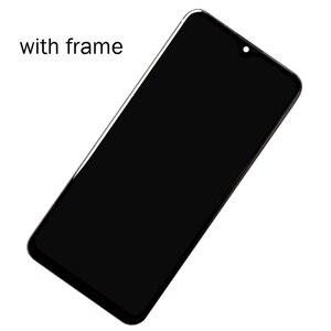Image 4 - 6.3 pouces UMIDIGI S3 PRO écran LCD + numériseur décran tactile + assemblage de cadre 100% LCD dorigine + numériseur tactile pour UMIDIGI S3 PRO