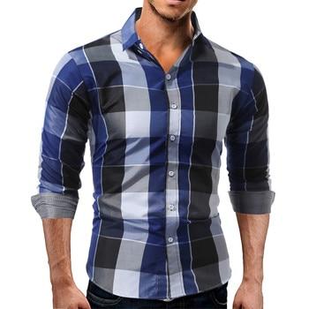 Tartan Long Sleeved Shirt