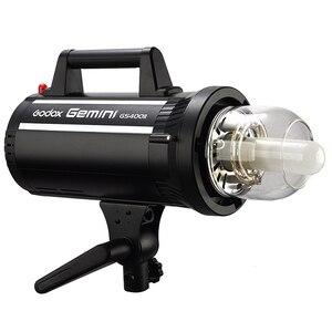 Image 4 - Godox GS400II GS400 II 400Ws GN65 profesjonalne Studio Strobe z wbudowanym Godox 2.4G bezprzewodowy X systemu oferuje kreatywny fotografowania
