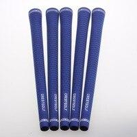 CRESTGOLF Brand 10pcs Pack Golf Iron Grips Golf Club Grips Rubber Black Golf Irons Grips Golf