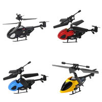 QS5013 2 5Ch Semi Micro RC Quadcopter Control Helicopter 1JT