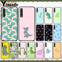Yinuoda Cute Dinosaur Customer High Quality Phone Case for Huawei Mate10 Lite P20 Pro P9 P10 Plus Mate9 10 Honor View