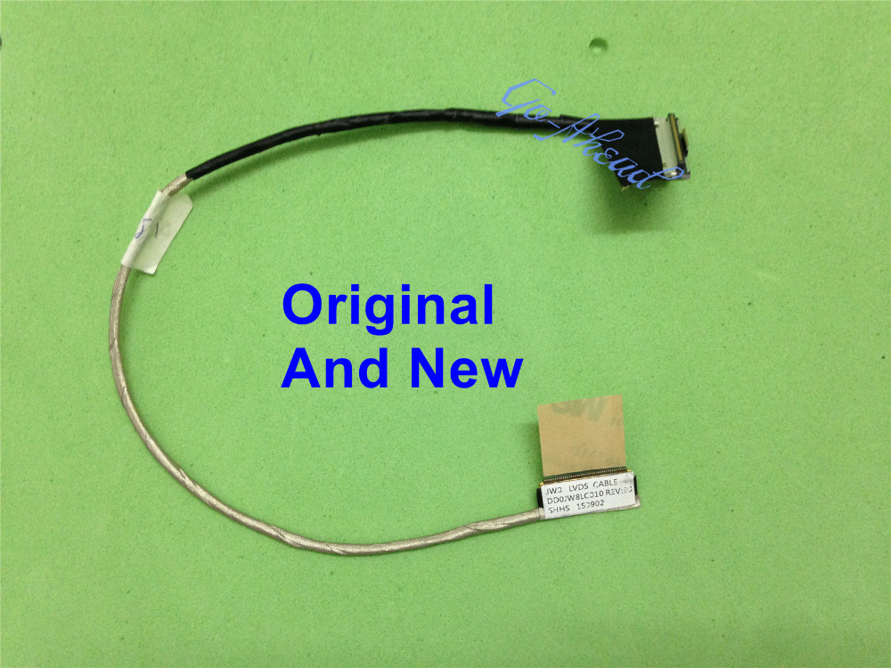 New LED LCD Screen LVDS VIDEO Connector Cable For DELL Vostro 5460 5470 V5460 V5470 V5480 5439 14-5439 DD0JW8LC010